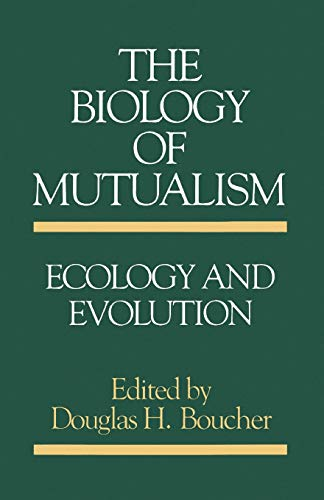9780195053920: The Biology of Mutualism: Ecology and Evolution