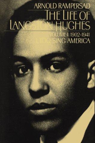 9780195054262: The Life of Langston Hughes: Volume I: 1902-1941: I, Too, Sing America