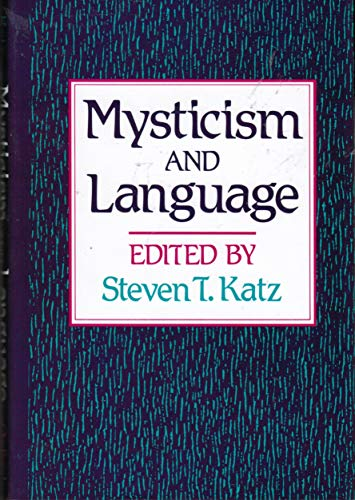 9780195054552: Mysticism and Language
