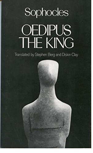 9780195054934: Oedipus the King (Greek Tragedy in New Translations)