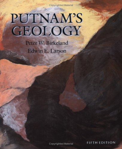 9780195055177: Putnam's Geology