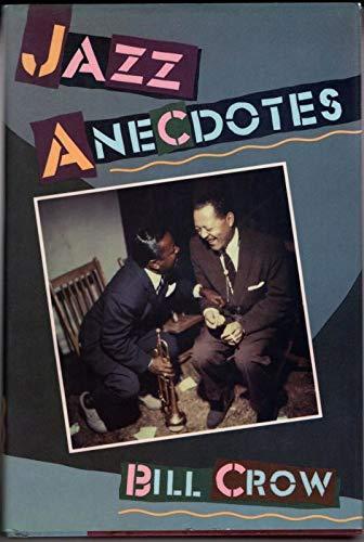 9780195055887: Jazz Anecdotes
