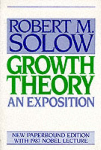 9780195056099: Growth Theory: An Exposition (Radcliffe Lectures)