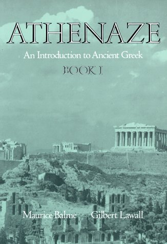 9780195056211: Athenaze: An Introduction to Ancient Greek: Book I