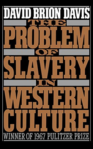 9780195056396: The Problem of Slavery in Western Culture (Oxford Paperbacks)