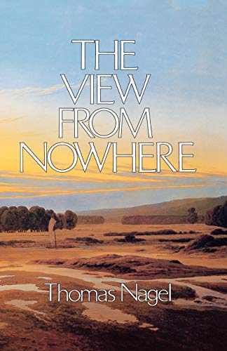 9780195056440: The View from Nowhere