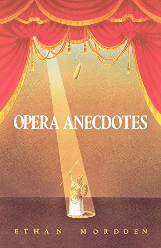 9780195056617: Opera Anecdotes (Oxford Paperbacks)