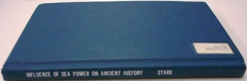 9780195056662: The Influence of Sea Power on Ancient History