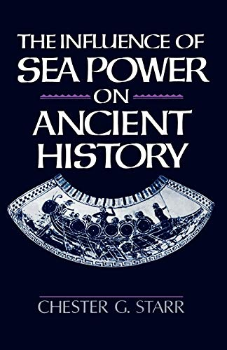 9780195056679: The Influence of Sea Power on Ancient History