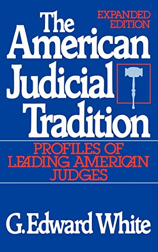 9780195056853: The American Judicial Tradition: Profiles of Leading American Judges (Oxford Paperbacks)