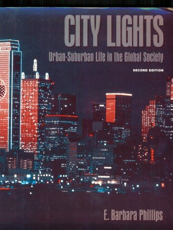 9780195056891: City Lights: Urban-Suburban Life in the Global Society