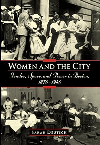 9780195057058: Women and the City: Gender, Space, and Power in Boston, 1870-1940