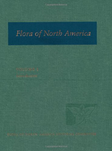 9780195057133: Flora of North America: North of Mexico; Volume 1: Introduction