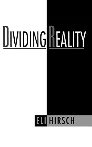 9780195057546: Dividing Reality