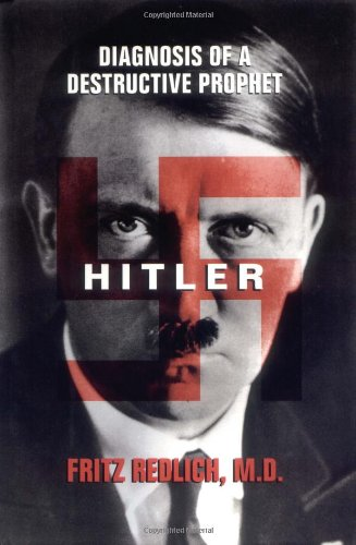 9780195057829: Hitler: Diagnosis of a Destructive Prophet