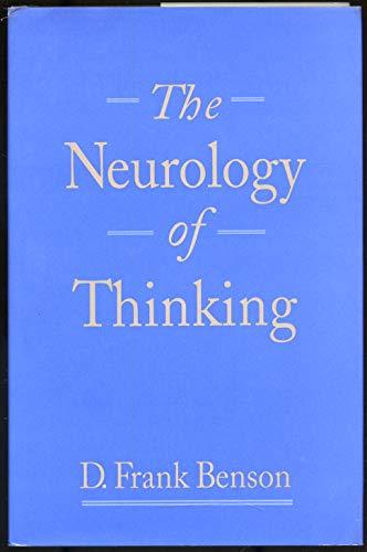 9780195058826: Neurology of Thinking