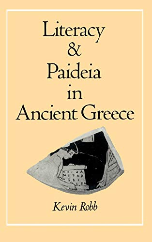 9780195059052: Literacy and Paideia in Ancient Greece