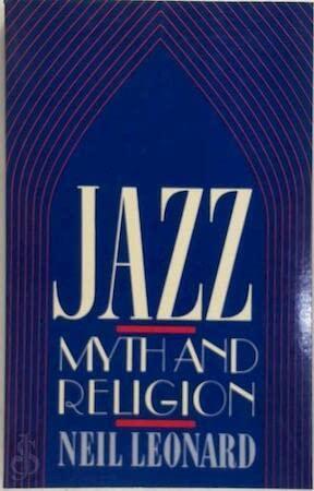9780195059243: Jazz: Myth and Religion