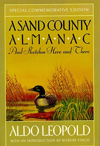 9780195059281: A Sand County Almanac (Outdoor Essays & Reflections)