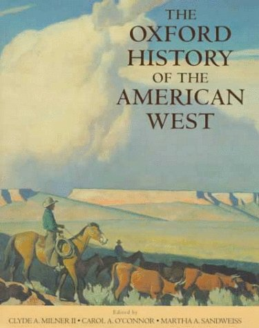 9780195059687: The Oxford History of the American West