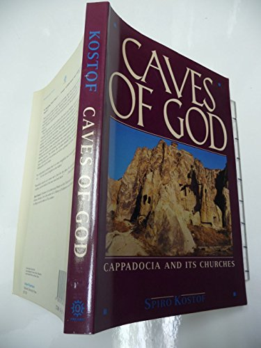 9780195060003: Caves of God: Cappadocia and its Churches (Oxford Paperbacks)