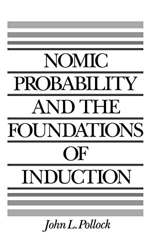 9780195060133: Nomic Probability and the Foundations of Induction