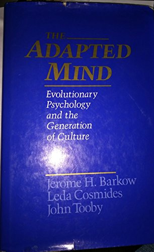 9780195060232: The Adapted Mind: Evolutionary Psychology and the Generation of Culture