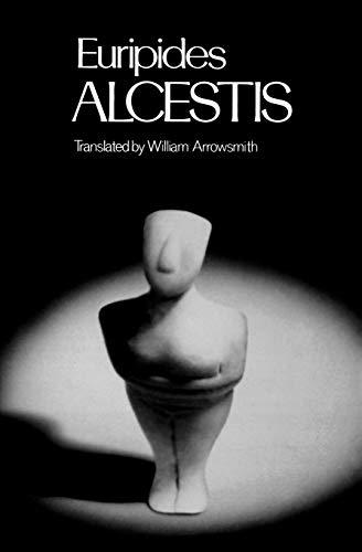 9780195061666: Alcestis (Greek Tragedy in New Translations)