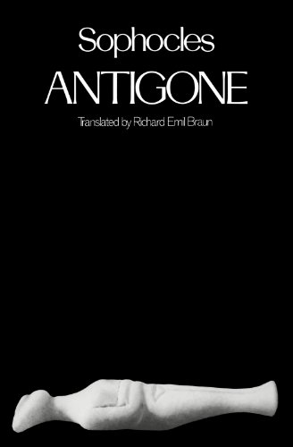 9780195061673: Antigone (Greek Tragedy in New Translations)