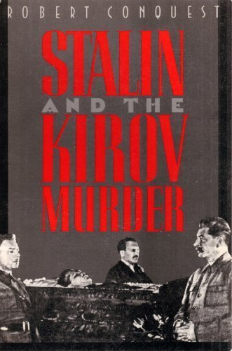 9780195063370: Stalin and the Kirov Murder