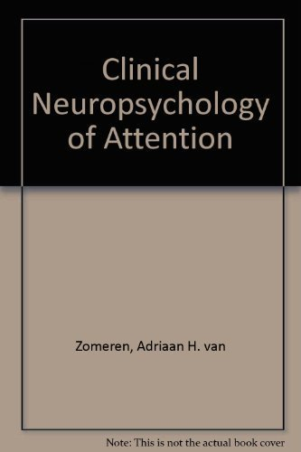 9780195063738: Clinical Neuropsychology of Attention