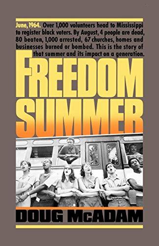 9780195064728: Freedom Summer