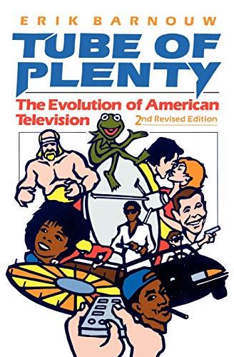 9780195064841: Tube of Plenty: The Evolution of American Television