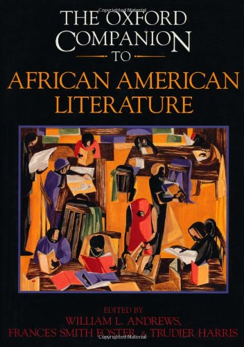 9780195065107: The Oxford Companion to African American Literature