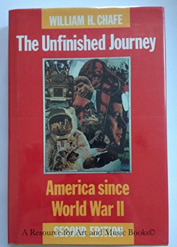 9780195066265: The Unfinished Journey: America Since World War II
