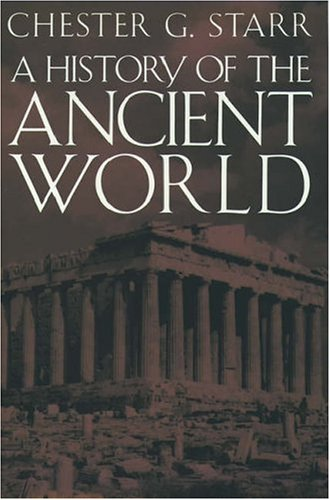 9780195066289: A History of the Ancient World