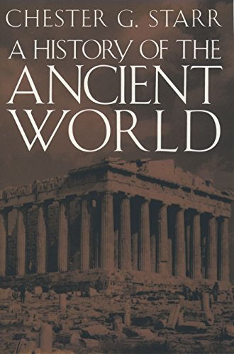 9780195066296: A History of the Ancient World
