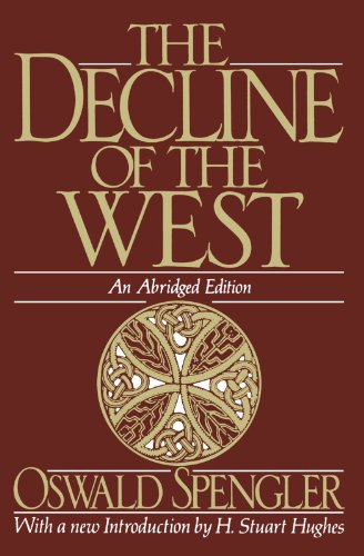 9780195066340: The Decline of the West (Oxford Paperbacks)