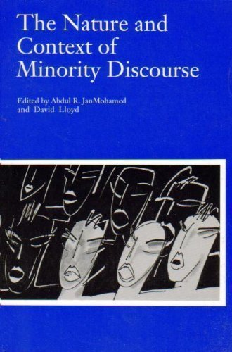 9780195067033: The Nature and Context of Minority Discourse