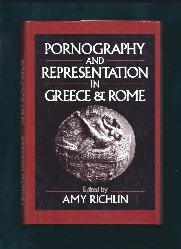 9780195067224: Pornography And Representation in Greece And Rome