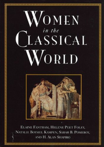 9780195067279: Women in the Classical World: Image and Text