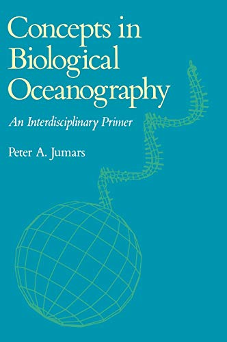 9780195067323: Concepts in Biological Oceanography: An Interdisciplinary Primer
