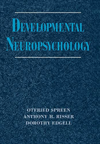 developmental neuropsychology a clinical approach pdf