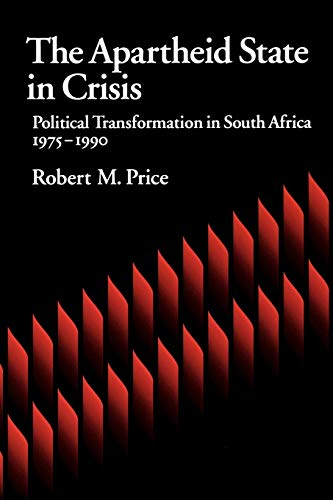 3 books--The Apartheid State in Crisis: Political Transformation of S. Africa, 1975-1990 + SOUTHE...