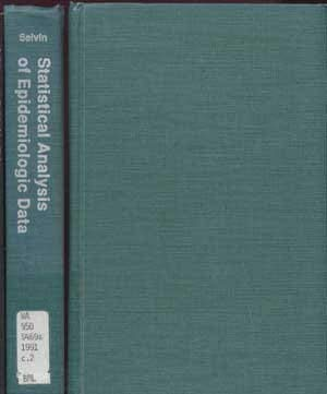 9780195067668: Statistical Analysis of Epidemiologic Data (Monographs in Epidemiology and Biostatistics)