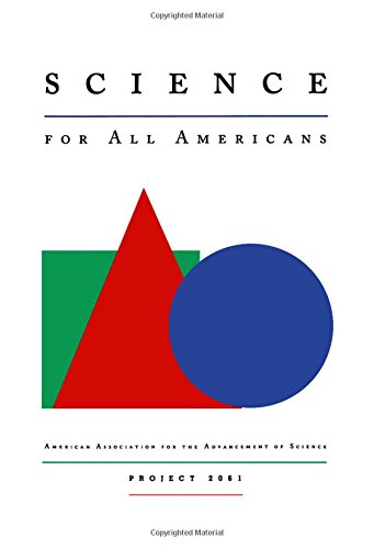 9780195067712: Science for All Americans