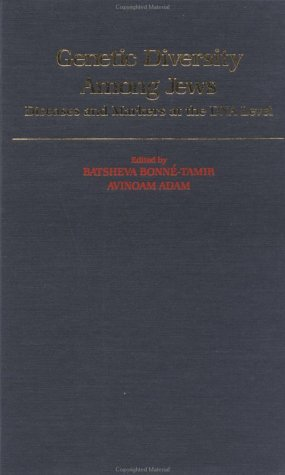 9780195068177: Genetic Diversity Among Jews: Diseases and Markers at the DNA Level