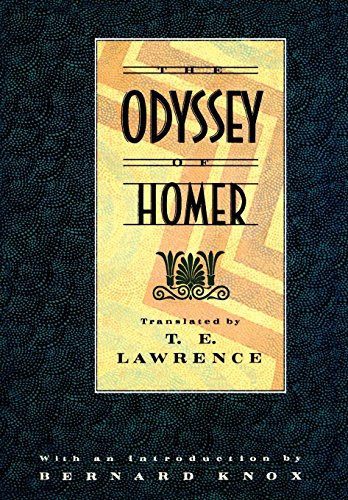 9780195068184: The Odyssey of Homer: Translated by T.E. Lawrence