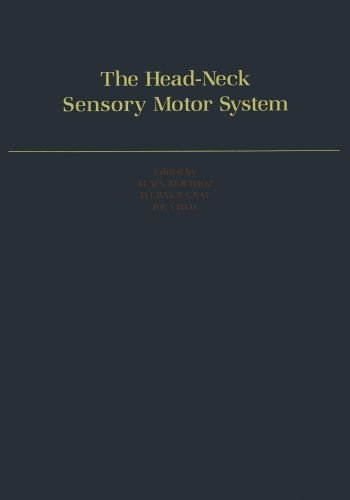 9780195068207: The Head-Neck Sensory Motor System