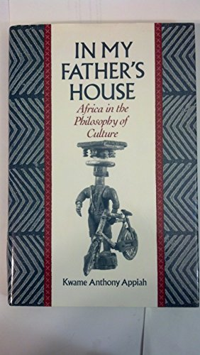 9780195068511: In My Father's House: Africa in the Philosophy of Culture